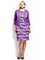 Women's Plus Digital Print Welt Pocket Shift Dress