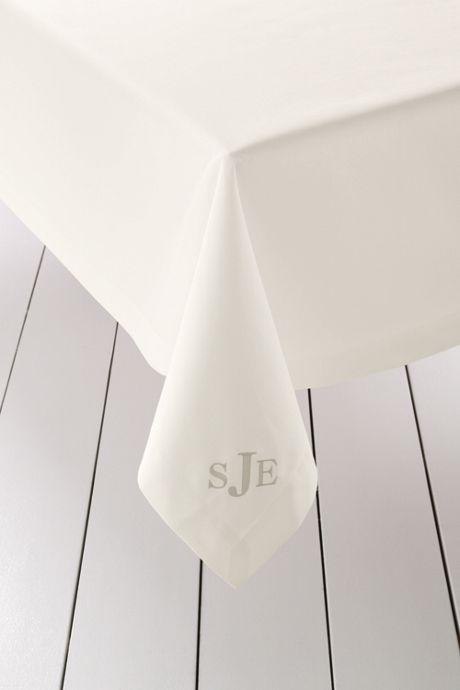 No Iron Tablecloth  70