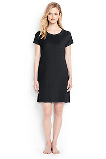 Women's Loopback Cotton Jersey T-shirt Dress