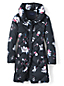 Women's Regular Print Chalet Down Shawl Collar Coat