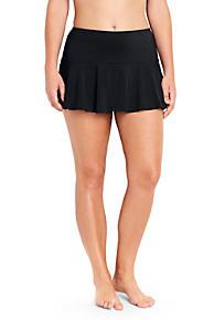 e2928ae30ffd1 Women s Plus Size Flounce Mini SwimMini Swim Skirt with Tummy Control