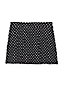 Women's Beach Living Polka Dot SwimMini Skirt with Tummy Control