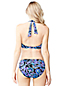 Women's Beach Living Paisley Halterneck Bikini Top