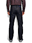 Men's Regular Selvedge Denim Straight Fit Jeans