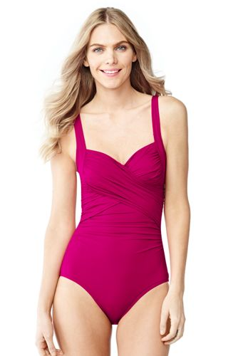 Women's Regular Slender Sweetheart Swimsuit