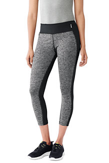 Women's Spacedye Control Workout Capris