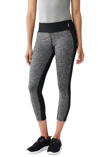 Women's Regular Spacedye Control Workout Capris