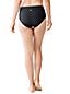 Women's Regular Textured High Waist Bikini Bottoms