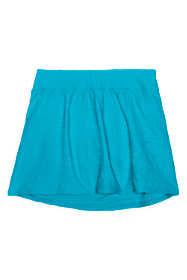 Women's Plus Size Texture SwimMini Swim Skirt