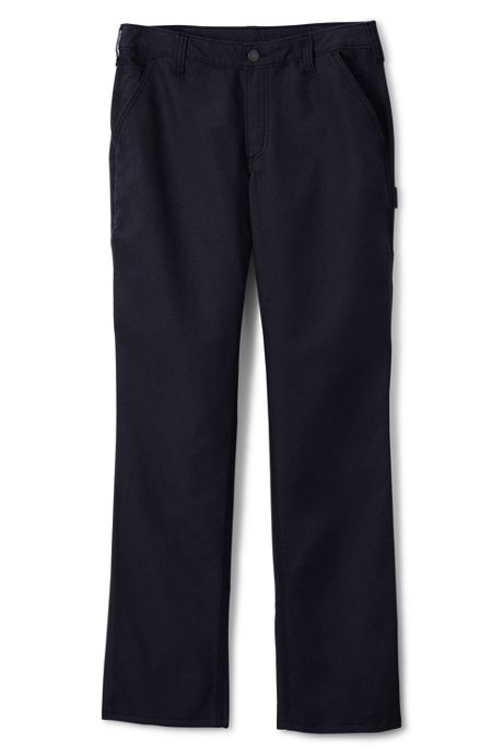 Women's Duckcloth Carpenter Pants