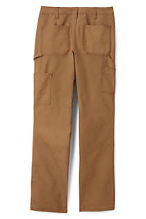 Women's Duckcloth Carpenter Pants, Back