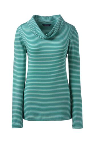 Women's Regular Cowl Neck Jumper