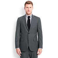 LandsEnd.com deals on Lands End Men's Tailored Fit Wool Year'rounder Suit Jacket