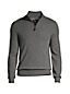Men's Half Zip Cashmere Jumper