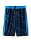 Little Boys' Patterned Active Shorts