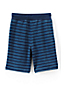 Toddler Boys' Loopback Jersey Stripe Shorts