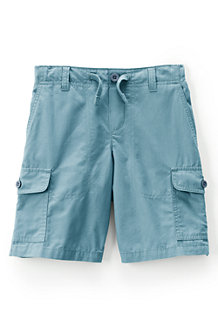 Boys' Cargo Beach Shorts