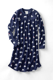 Girls' Fleece Nightgown