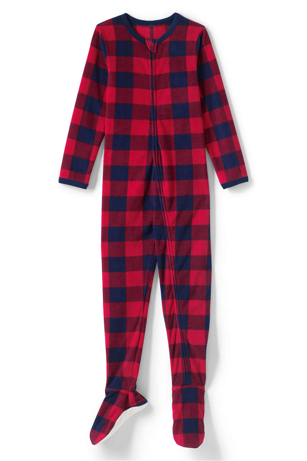 ... 7b008 b56d5 Boys Full Zip Fleece Footed Sleeper from Lands End  super  popular af0f3 d8566 Vaenait Baby 1-7Y Cozy Warm Fleece Kids Boys Wearable  Blanket ... 1c4546dec
