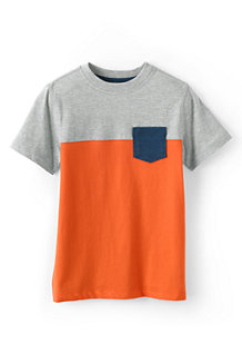 Boys' Colourblock Tee