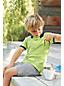 Little Boys' Piqué Polo