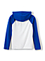 Little Boys' Colourblock Rash Vest Hoodie