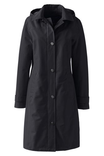 Le Manteau Imperméable Léger, Femme Stature Standard