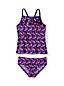 Little Girls' Pretty Polynesia Ruffle Tankini