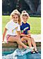 Le T-Shirt de Bain Graphique, Toute Petite Fille