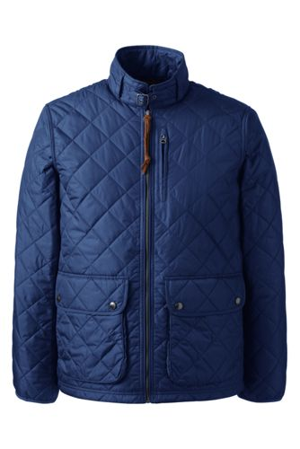 Men's Regular Quilted PrimaLoft® Jacket