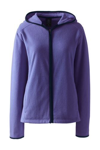 Everyday 100 Fleece-Kapuzenjacke