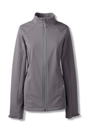 Women's Petite Softshell Jacket