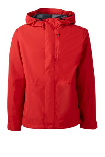 Men's Regular Packable Waterproof Jacket