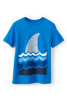 Boys' Short Sleeve Graphic Tee