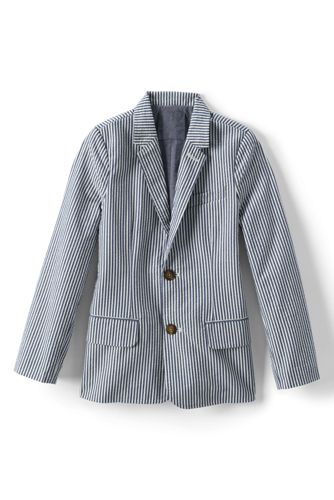 Little Boys' Seersucker Blazer
