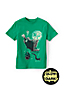 Little Boys' Glow-in-the-dark Graphic Tee