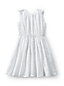 Girls' Broderie Anglaise Twirl Dress
