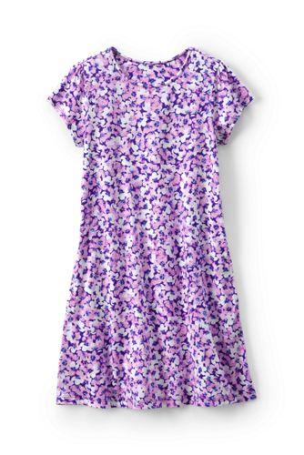 Jerseykleid für große Mädchen