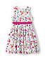 Girls' Floral Dress