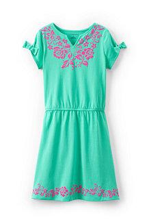 Girls' Embellished Dress