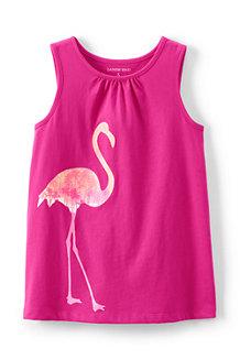 Girls' Graphic Vest Top