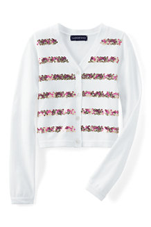 Girls' Shimmer Sophie Cardigan
