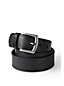 Men's Comfort Fit Leather Belt