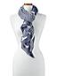 Schal mit Diagonalstreifen für Damen