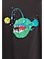 Grafik-Shirt mit Applikation für kleine Jungen