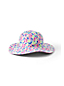 Girls' Reversible Sun Hat