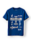 Toddler Boys' Novelty Graphic Tee