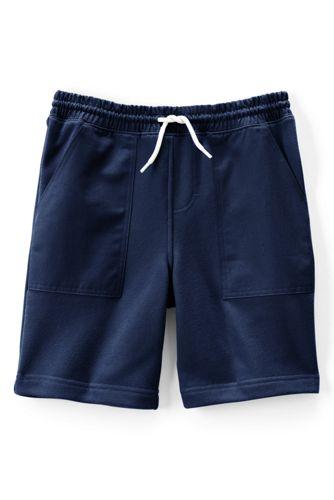French Terry Shorts für kleine Jungen