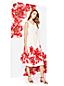 La Robe Sans Manches à Motifs, Femme Stature Standard