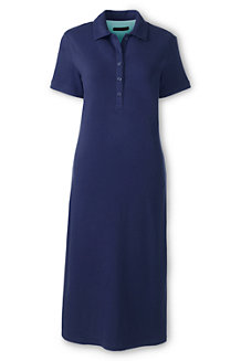 Women's Piqué Polo Dress